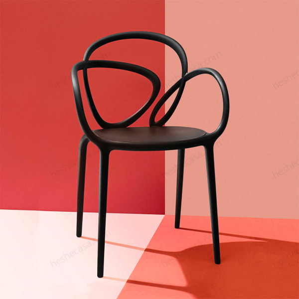 Loop Chair Without Cushion单椅