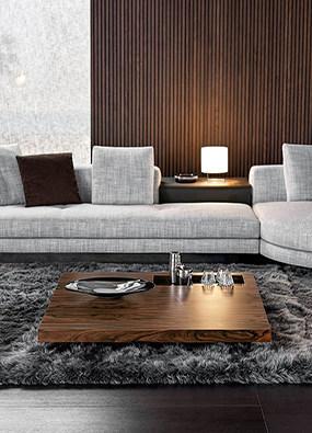 Minotti品牌:5款现代时尚又魅力十足的茶几