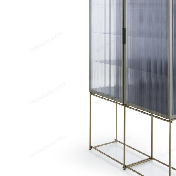 Canaletto display cabinet