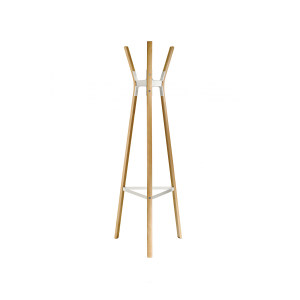 Steelwood-Coat-Stand 衣帽架